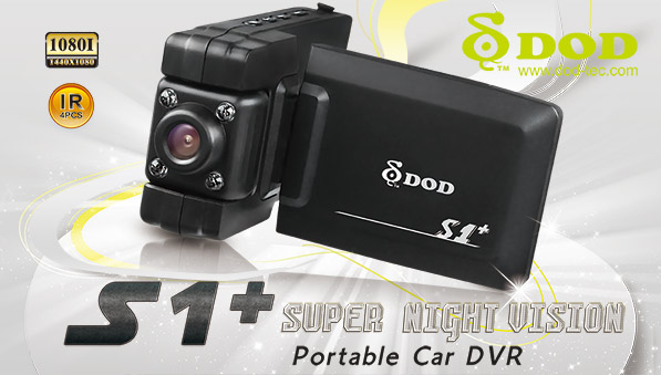 Kamera do auta - DOD