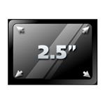 """2.5 """"lcd monitor"""