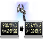 automatická kalibrace čas DVR
