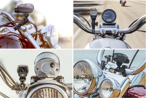 dod hummer kamera na motorku