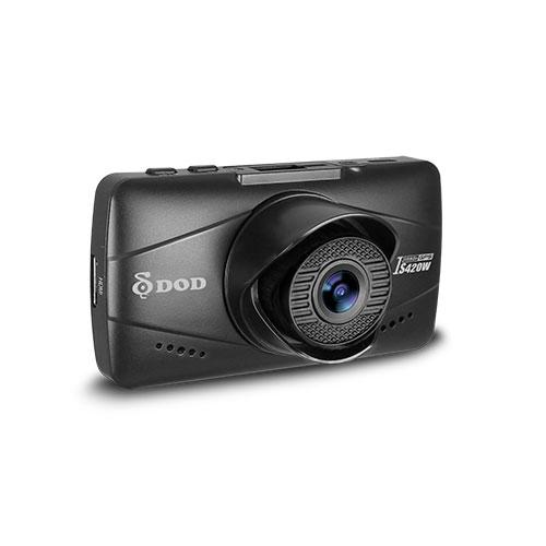 Mini kamera do auta DOD IS420W s FULL HD 1080p a GPS + 16GB  ba4f9c5fdc7